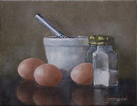 """Scrambled Please,"" Jane Puerini (SOLD)"