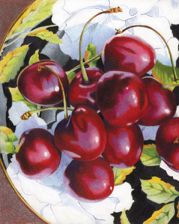 """Ten Cherries,"" Kendra Ferreira"